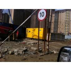 Aksa AD580 для строительства жилого комплекса в Московской области